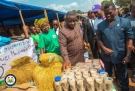 Kenema: President Julius Maada Bio launches Quality Produce Fair