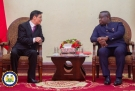 Sierra Leone: New Chinese ambassador presents credentials