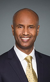Canada: Somali-Canadian is new Immigration Minister