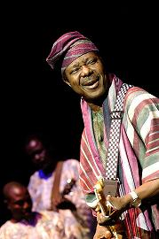 Musician of the Week: King Sunny Ade