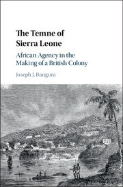 New book on the Temne of Sierra Leone