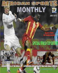 Introducing African Sports Monthly