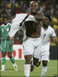 African Nations Cup: Ghana demolishes Nigeria