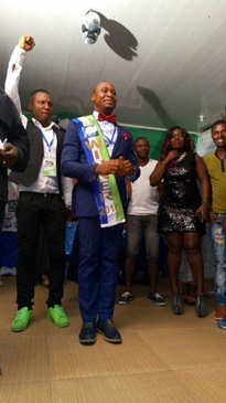 Next Movie Star crowned in Makeni, Sierra Leone
