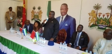 Beijing: President Bio meets with Sierra Leonean students