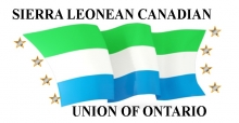 Toronto: Sierra Leone flag raising, dinner, dance