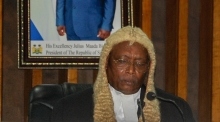 Sierra Leone Parliament holds closed door meeting on Dr James Vibbi
