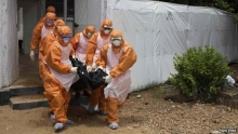 Freetown: Ebola Medical Burial Scenario