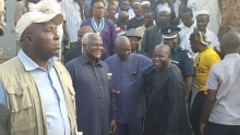President Koroma describes Berewa as 'Senior Vice President'
