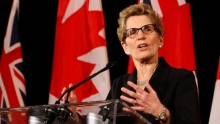 Premier Wynne protecting Ontario's economic competitiveness
