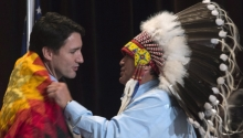 Canada: Prime Minister Trudeau's speech to Assembly of First Nations Special Chiefs Assembly