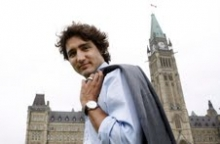 Canada: Justin Trudeau Launches Leadership Bid