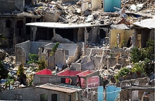 God in Haiti