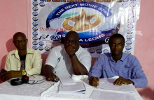 Freetown: Next Movie Star Audition Saturday