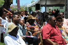 The Calabash festival is a slice of literary paradise