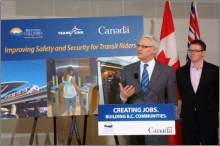 Canada, B.C.: TransLink Invest in Transit Security