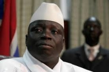 Former Gambian president granted immunity