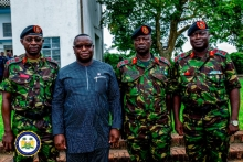Sierra Leone: Promotions in the army