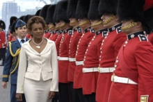 Who is Michaelle Jean?