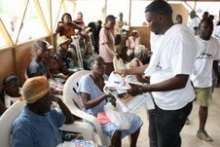 Sierra Care completes first Mission to Haiti