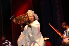 Musician of the Week: Oumou Sangare