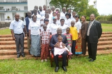 Ebola Anniversary: President Koroma pledges to support survivors