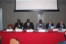Freetown: Commercial Law summit at Radisson Bleu