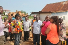 Freetown: FCC responds to cries for help