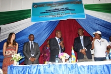 Freetown: PeFoHD officially launched