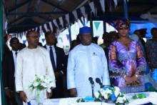 President Bio vows to depoliticize the Sierra Leone police