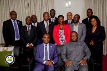 President Bio meets with ACHPR members