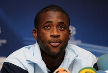 Yaya Toure, Nissan's New Global Ambassador