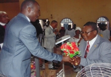 Monrovia: Kru churches honour Weah appointees