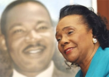 Coretta Scott King is Dead