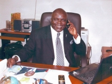 Transport Minister Logus Koroma on why Fly Salone stopped flying