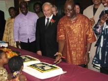 Ghanaians in Vancouver celebrate 51st Independence anniversary