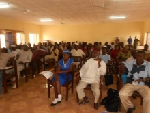 ABC Secretariat Calms Political Violence In Moyamba District