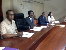 Remarks by Vice President Victor Foh at nutrition multi-sectoral coordination meeting