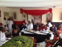 APC party, Sierra Leone, mourn Moseray Fadika.