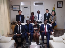 Seoul: New diplomat arrives at Sierra Leone Embassy