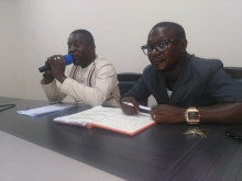 Freetown: Ministry of Information press briefing
