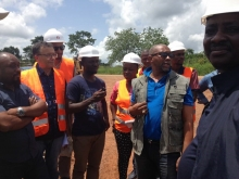 Sierra Leone: Works Minister concludes road inspection