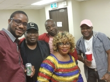 More photos from APC-Canada inauguration in Toronto