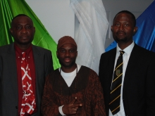 Edmonton: Diaspora party executives call for national unity