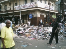 Freetown Cleaning: What a Big, Fat, Shame.