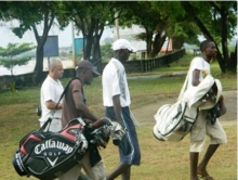 Freetown: Ghana's Amos Koblah Shines in Golf Competition