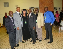 Sierra Leonean Children's Aid Society Fundraising Dinner in Toronto