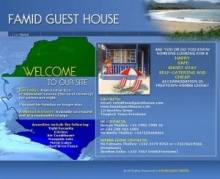 Enjoy your stay in Freetown at FAMID Guest House