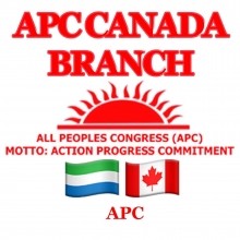 APC-Canada fundraising and inauguration date