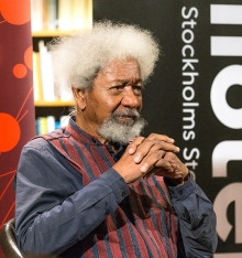 Soyinka's Nobel Speech